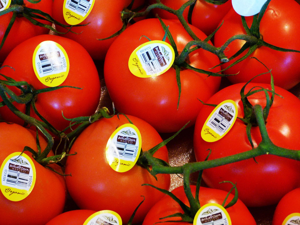 what organic labels mean